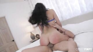 Hardcore: A Hardcore Fuck From A Large Rigid Cock