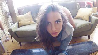 Glamour Models: Sabine Jemeljanova's consummate ass
