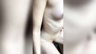 I could spend hours bouncing on cock ?? - Petite Gone Wild