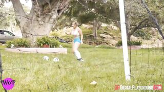 DigitalPlayground - August Taylor and Cali Cartel - The soccer blow by blow